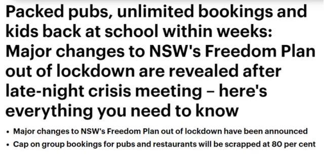 暴涨!2418例!新州多地重新封锁!新西兰大赦16万PR,等于白送绿卡,网友:求澳洲也跟上