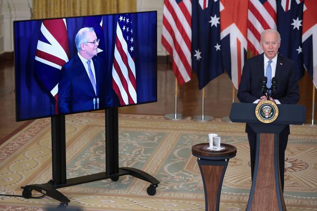 轮到澳大利亚被制裁了!马克龙拒接电话,莫里森向中国求和解