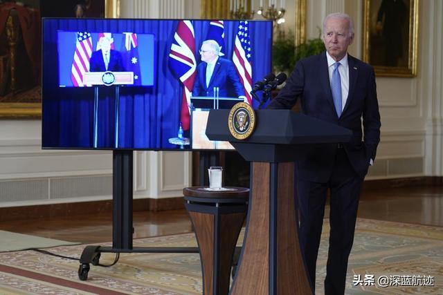澳大利亚将拥有核潜艇,莫里森要和我们重新谈谈,这次法国亏大了