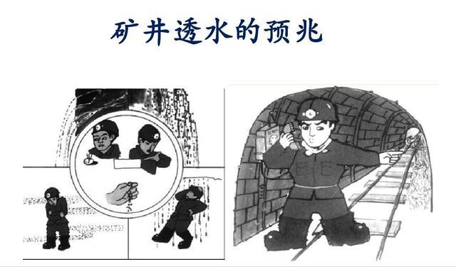 青海柴达尔煤矿事故!煤矿透水都有什么前兆?如何开展自救互救?