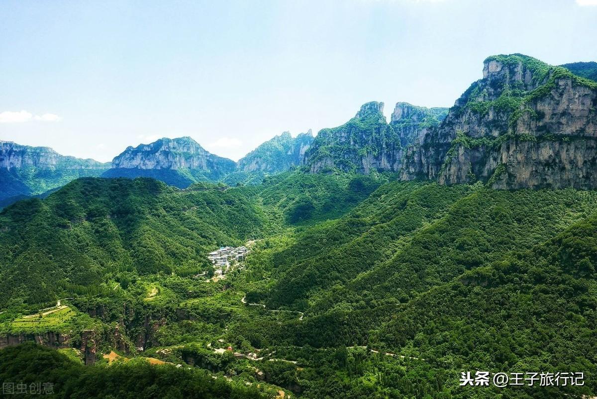 来大河南旅游,就是要玩的得劲,点名以下10市景点