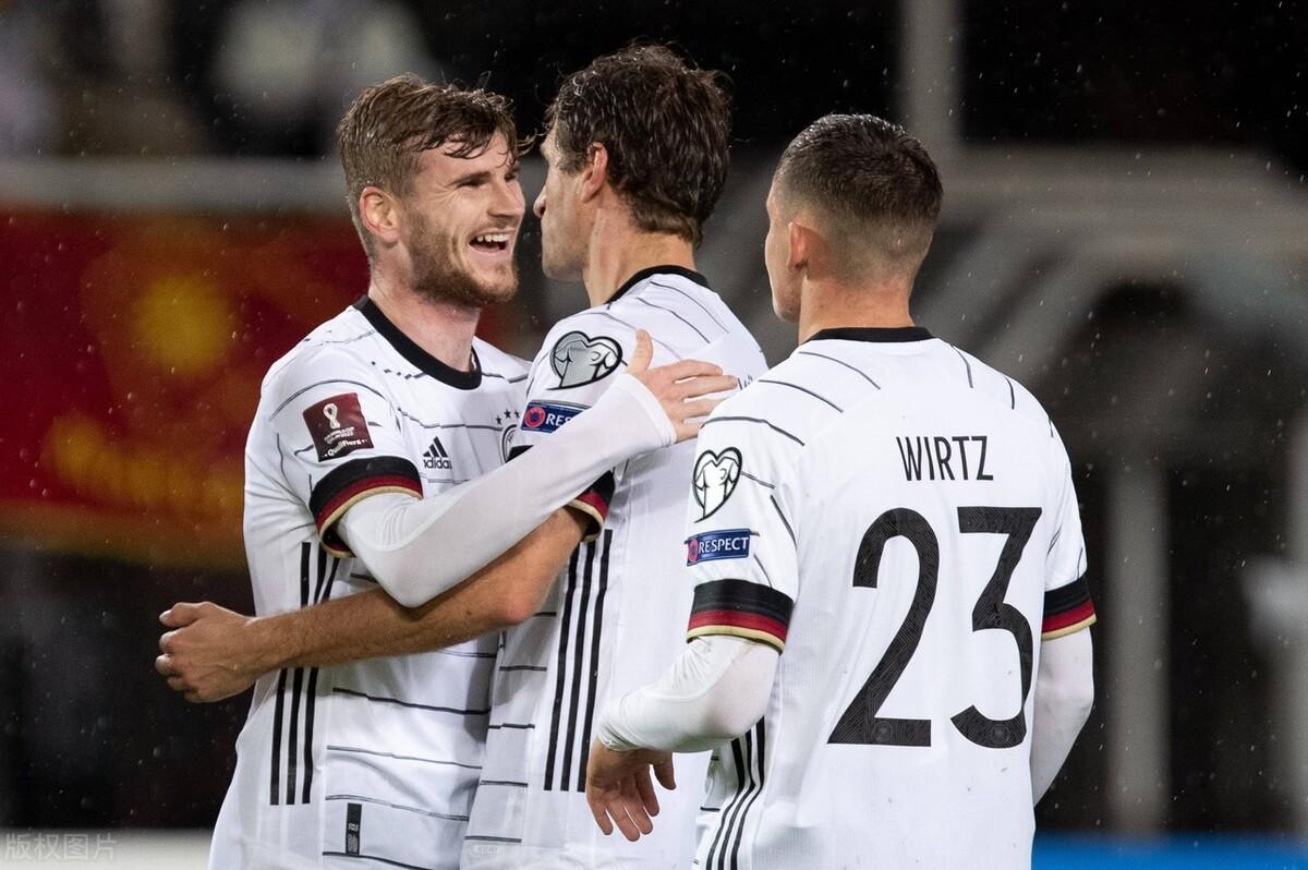 世预赛-德国4-0客胜北马其顿 提前锁定小组第一 晋级卡塔尔世界杯