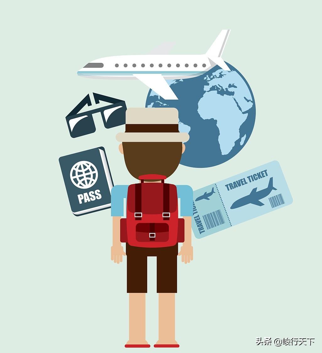 """第一次乘坐飞机全流程详解,只需3步,值得你珍藏的""""葵花宝典"""""""