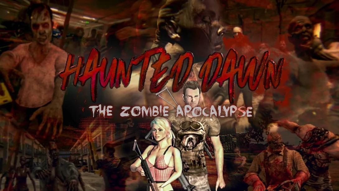 恐怖黎明:僵尸启示录(Haunted Dawn: The Zombie Apocalypse)插图5