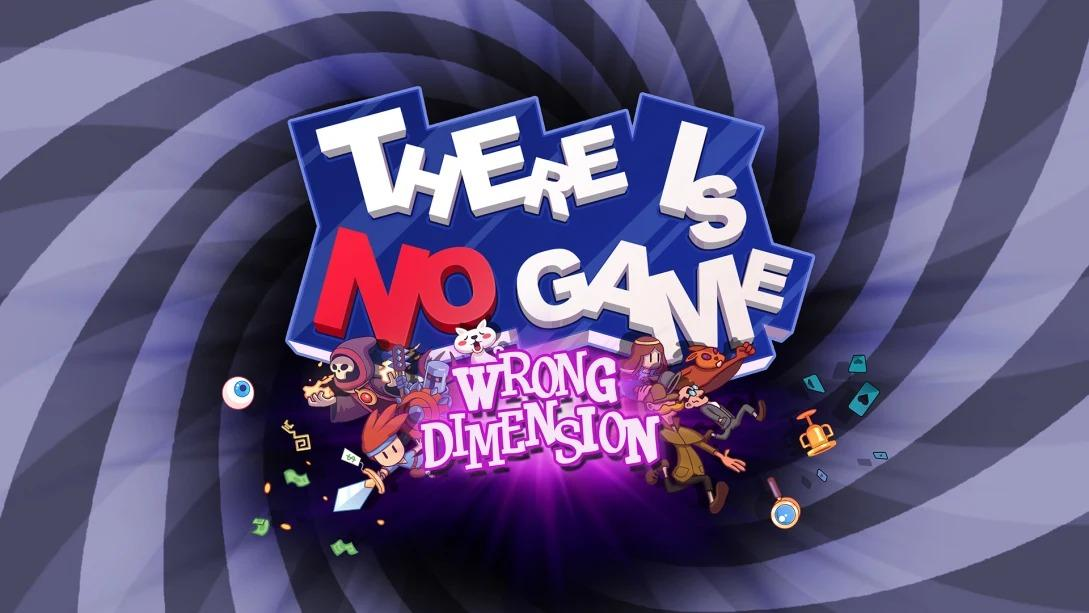 这里没有游戏:错误纬度(There Is No Game: Wrong Dimension)插图5