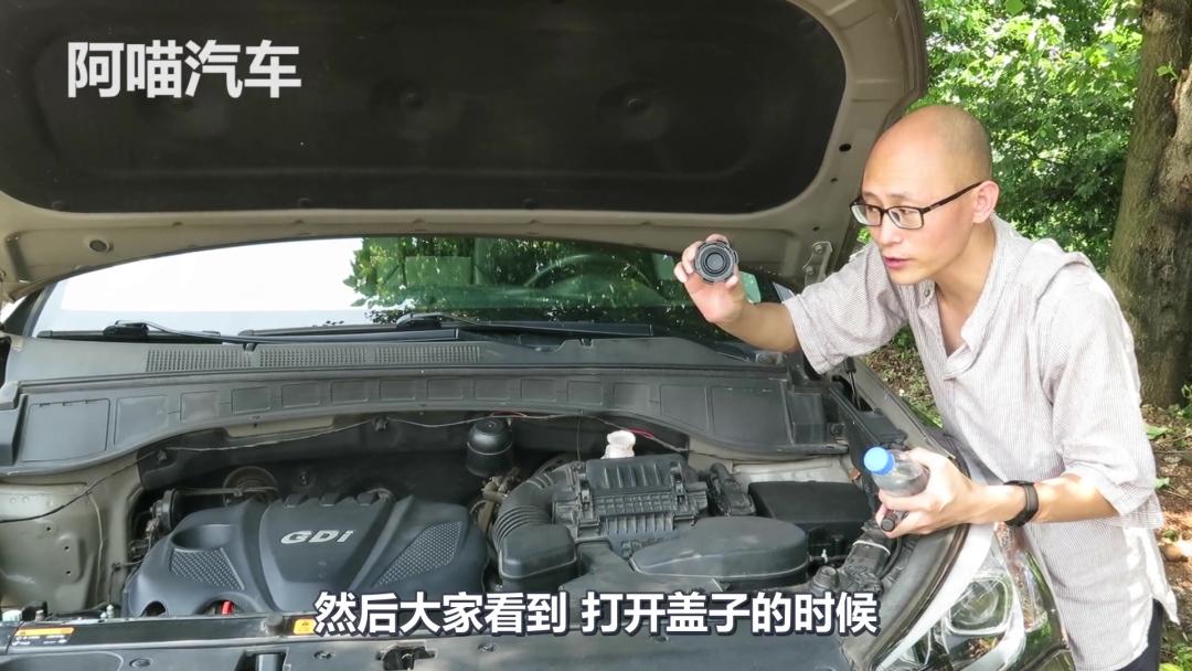 想知道什么时候该换刹车油,老司机教你一招,自己动手就可以检测