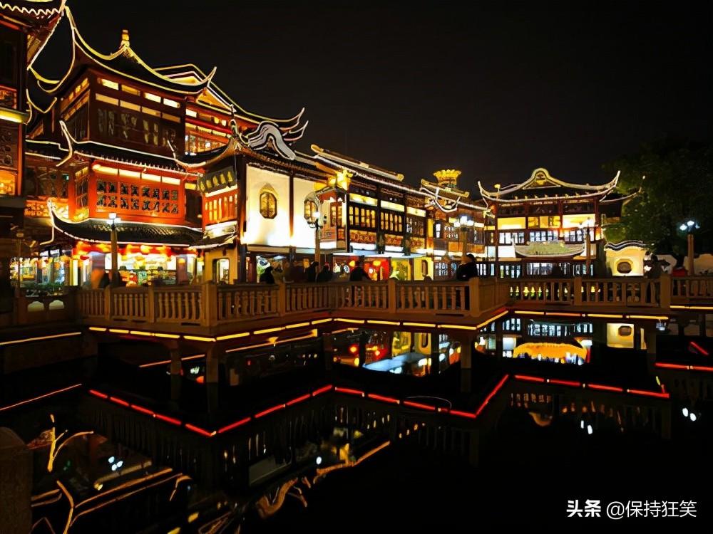上海十大著名景点 上海著名旅游胜地 最有名的旅游景区