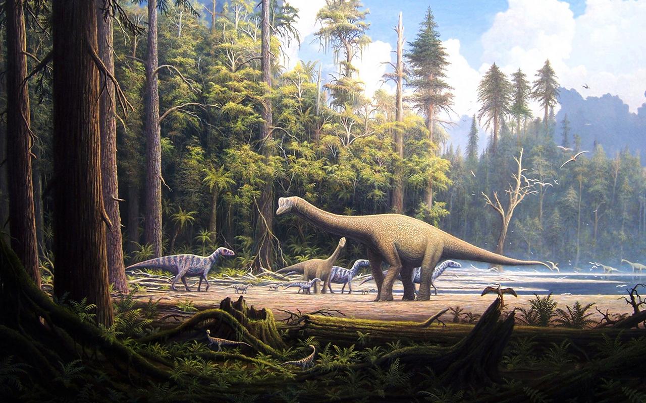我国在恐龙化石上发现疑似DNA物质,中国能率先复活恐龙吗?