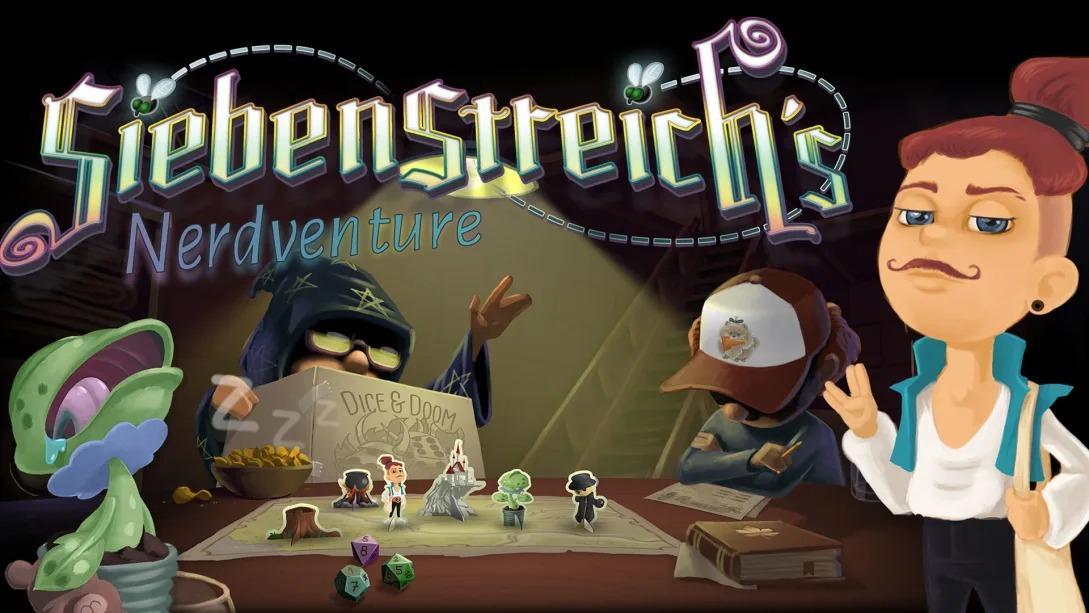 Siebenstreich's Nerdventure插图6