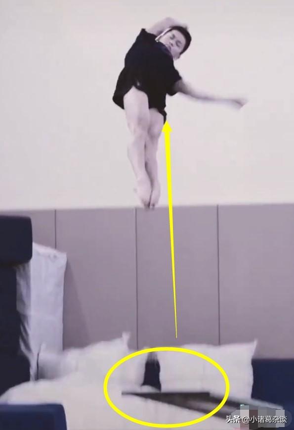 全红婵不能练跳板?最新训练视频曝光,这练得太苦,何教练不忍心