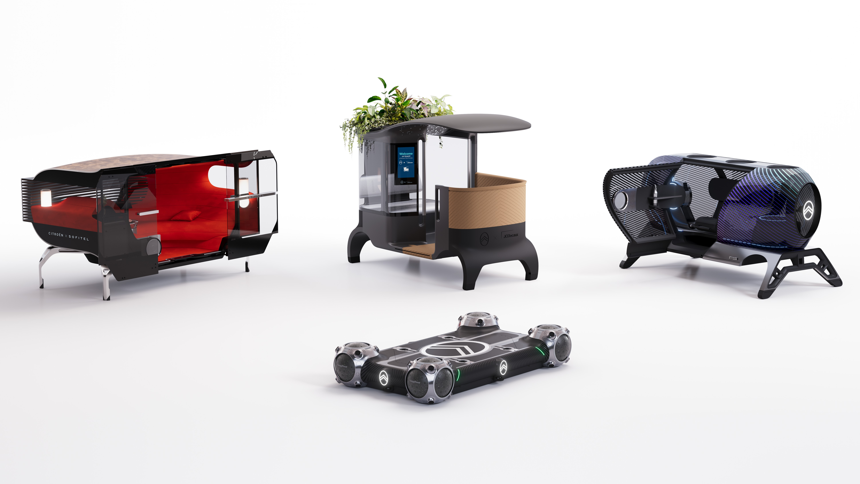 固特异携手雪铁龙构建自动驾驶城市出行场景