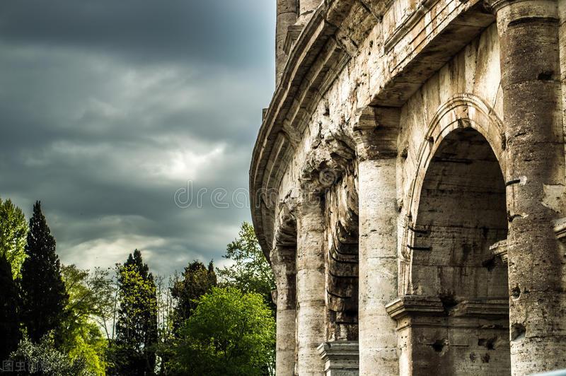 到恺撒为止的罗马帝国时代