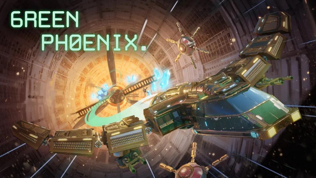 绿凤凰(Green Phoenix)插图5