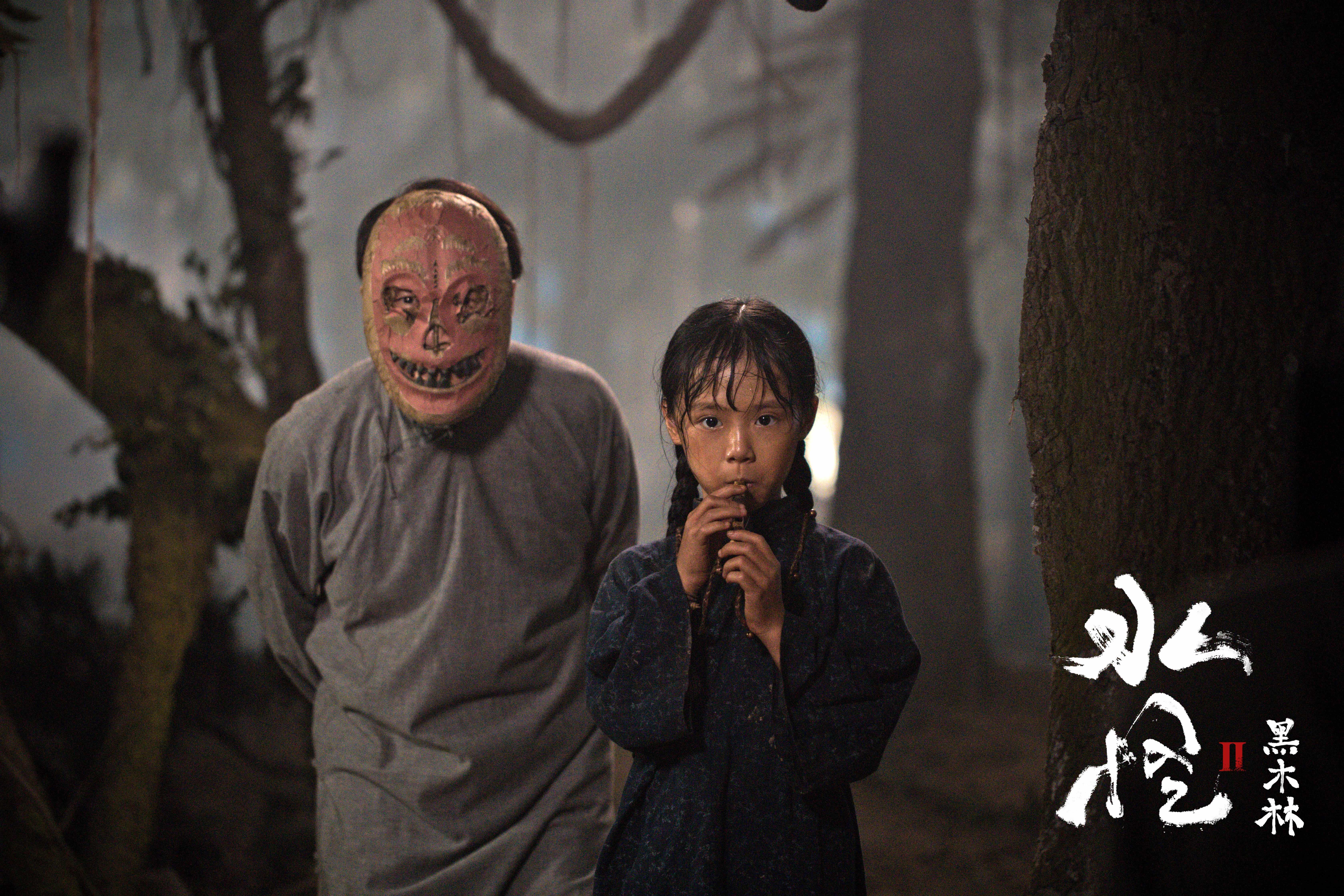 怪兽+姐弟恋+河童,这是国产《水形物语》?你错了!妥妥小丑回魂