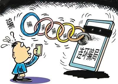 【反电诈在行动】国庆七天长假,看看什么诈骗最流行?