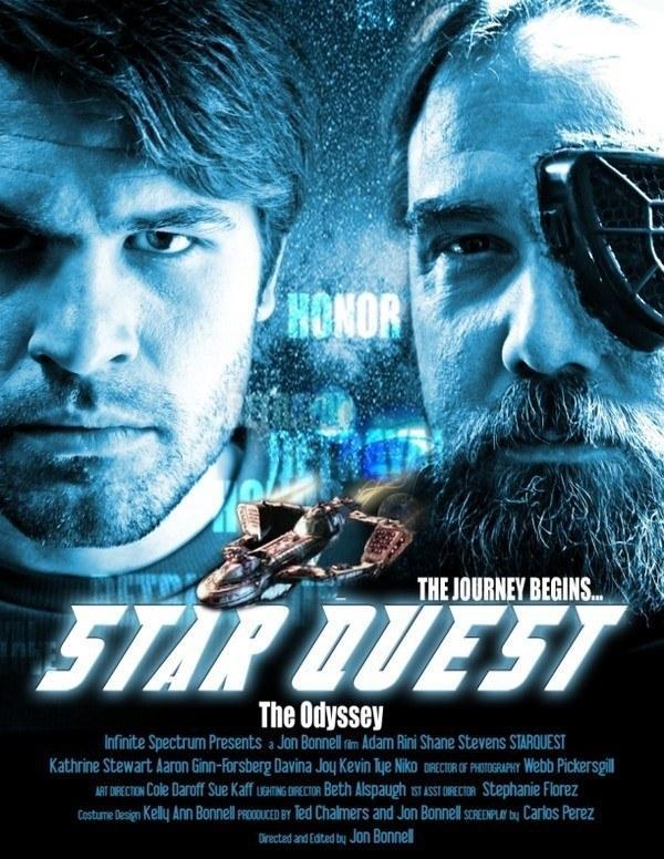 星际之旅:奥德赛 电影