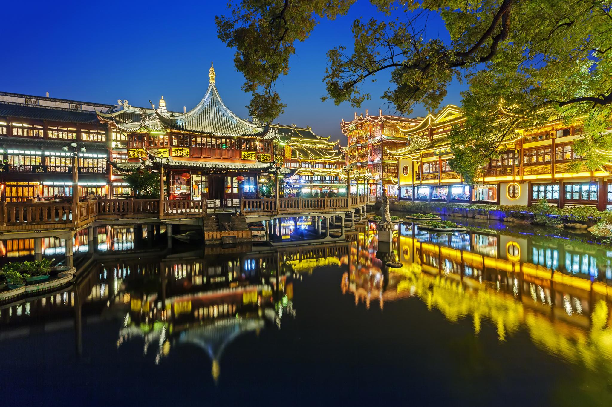 上海景点大全,旅游攻略,带你领略纸迷金醉