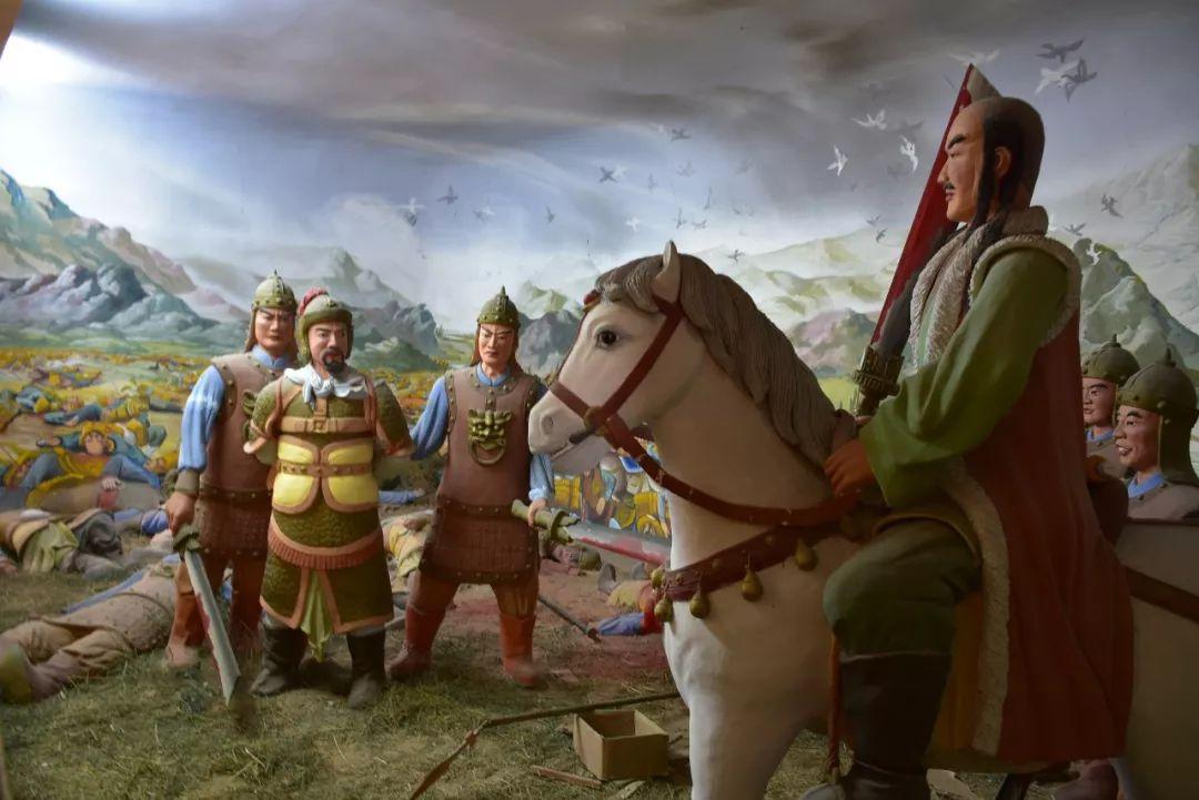 成吉思汗到底厉害在哪?牧羊战术吞金灭夏,战术战略超越时代