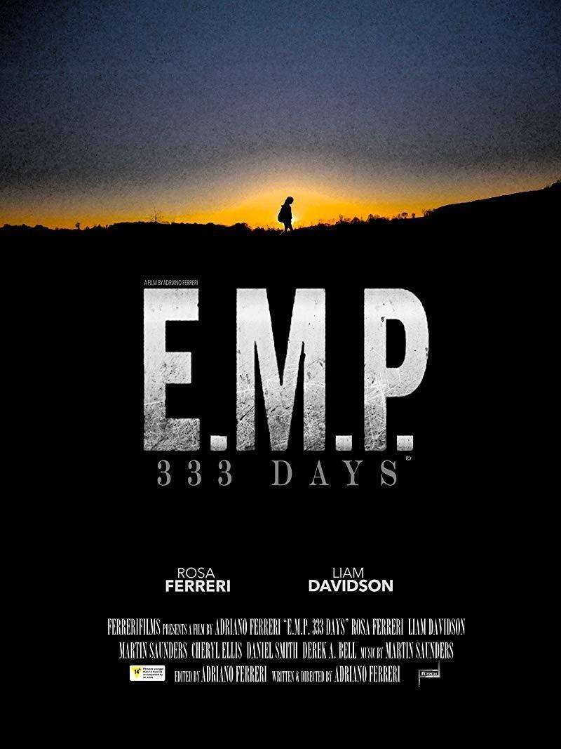 E.M.P.333天海报